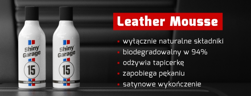 Leather Mousse